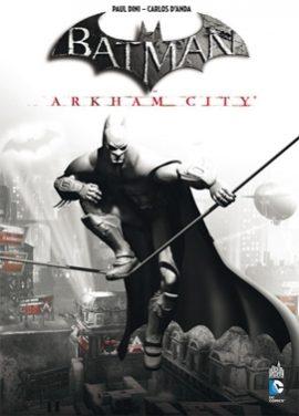 خرید گیفت Batman Arkham City GOTY