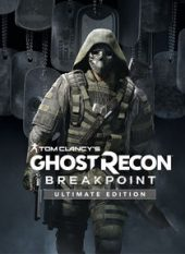 خرید سی دی کی بازی Tom Clancy's Ghost Recon Breakpoint Ultimate Edition