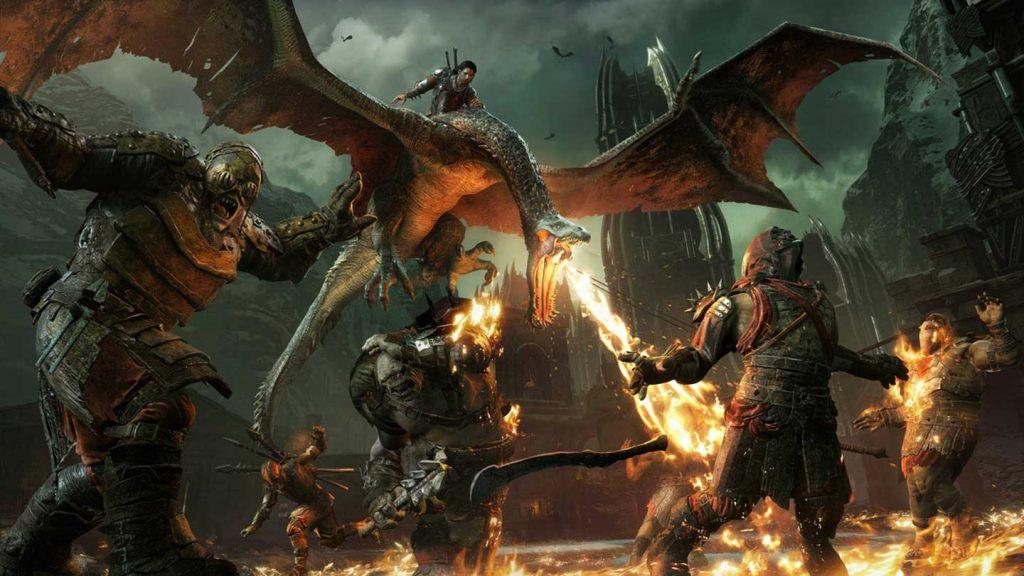 خرید گیفت بازی Middle-earth Shadow of War