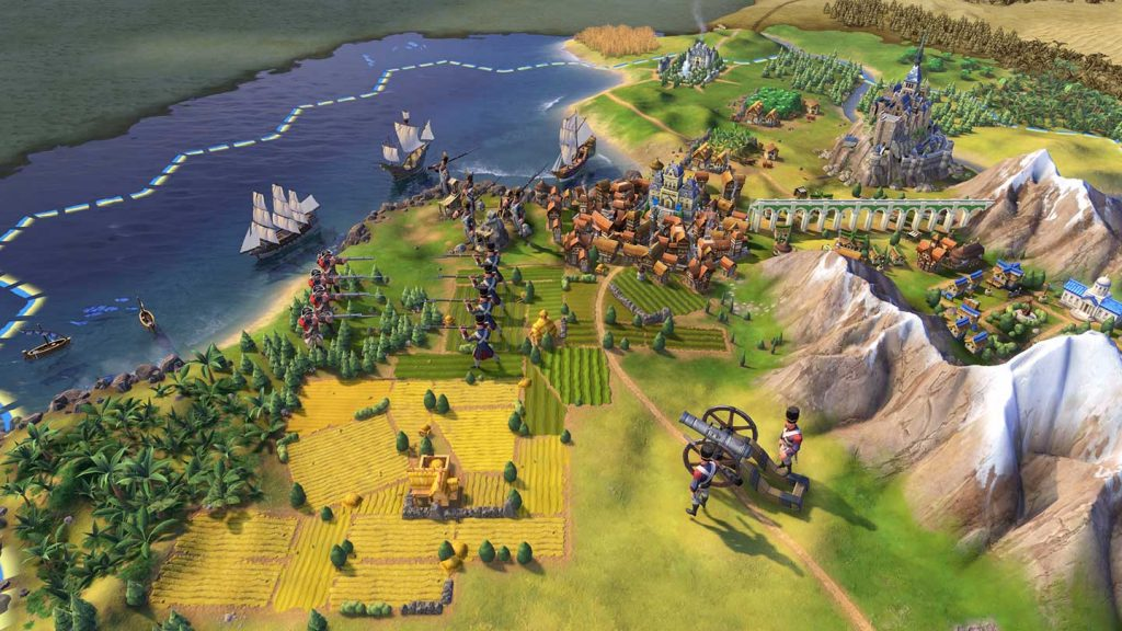 خرید گیفت Sid Meier's Civilization VI