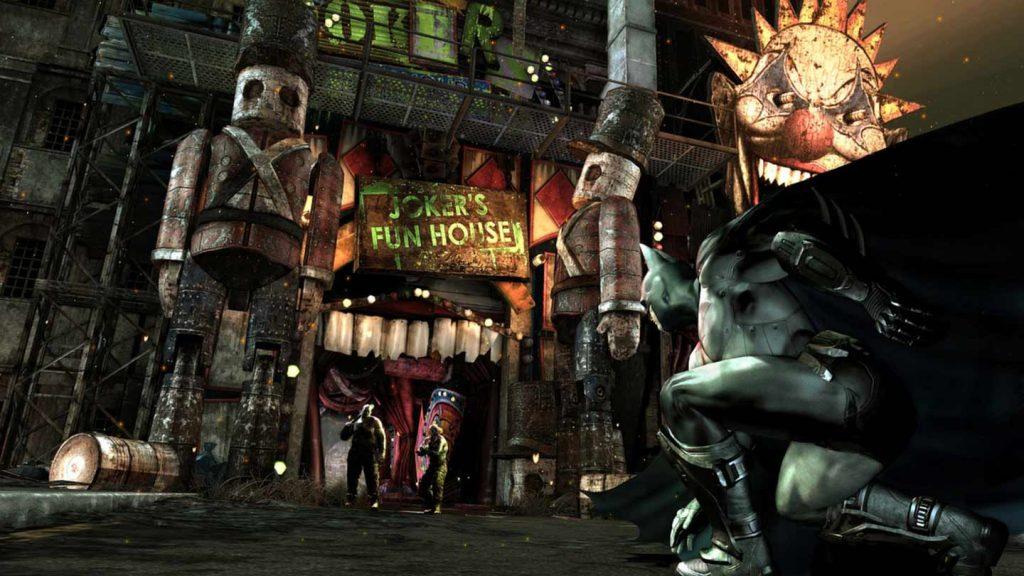 خرید بازی Batman Arkham City GOTY