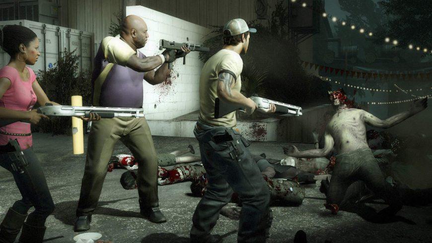خرید گیفت بازی Left 4 Dead 2