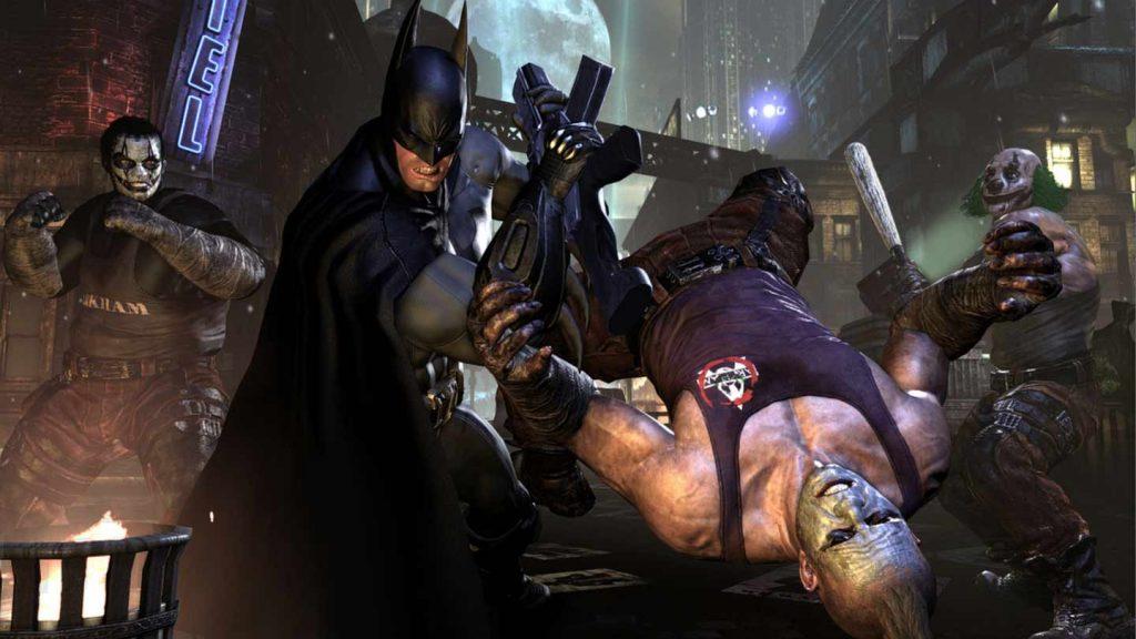 نسخه استیم بازی Batman Arkham City GOTY