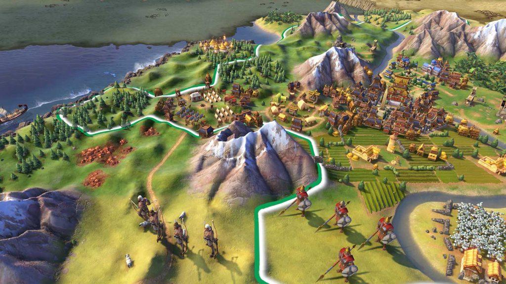 خرید سی دی کی Sid Meier's Civilization VI
