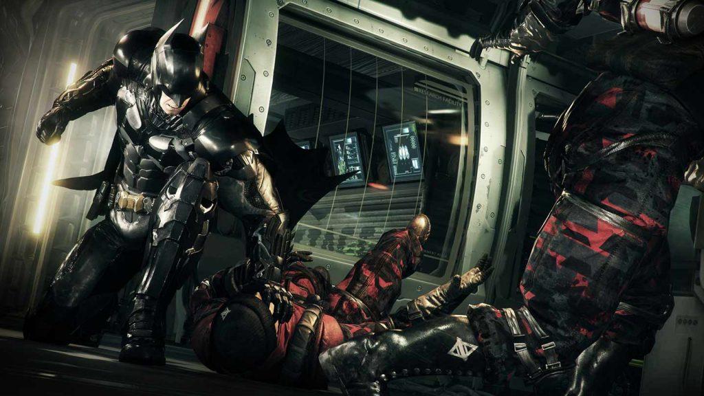 خرید اکانت بازی Batman Arkham Knight