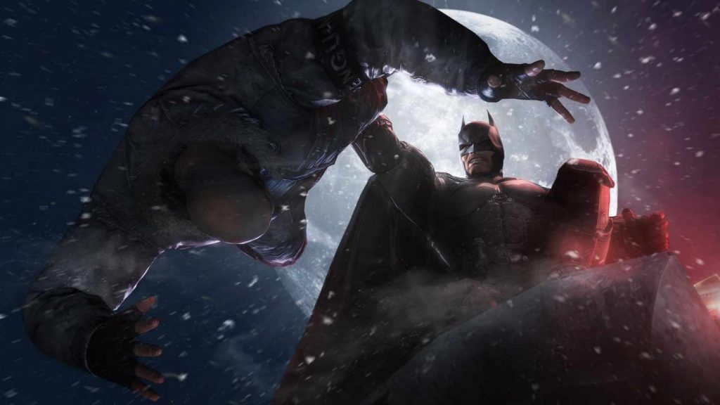 خرید Batman Arkham Origins برای steam