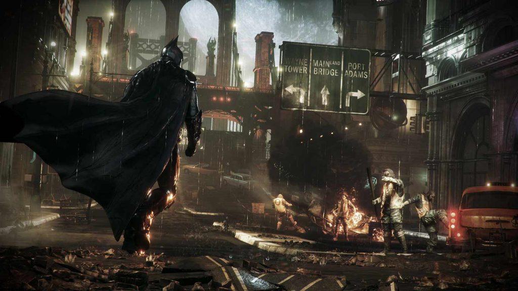 خرید نسخه ارزان Batman Arkham Knight
