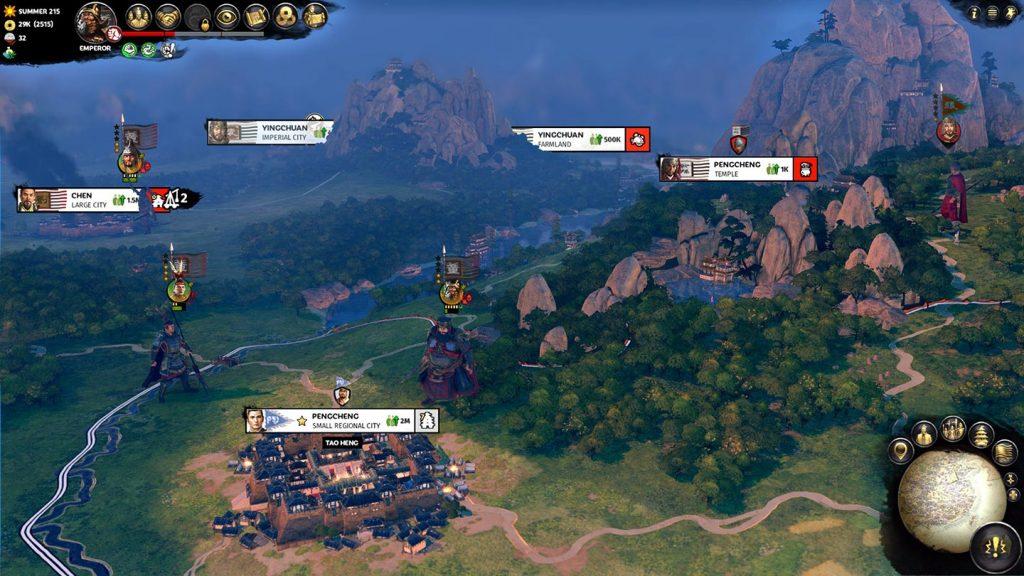 خرید Total War THREE KINGDOMS برای استیم