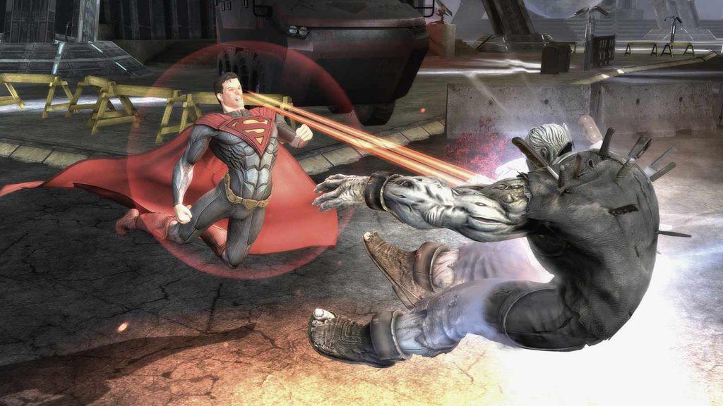 خرید نسخه ارزان Injustice Gods Among Us Ultimate Edition