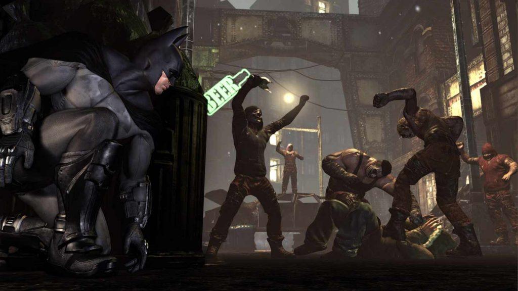 گیفت بازی Batman Arkham City GOTY