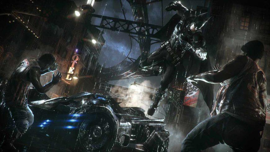 خرید بازی Batman Arkham Knight برای pc