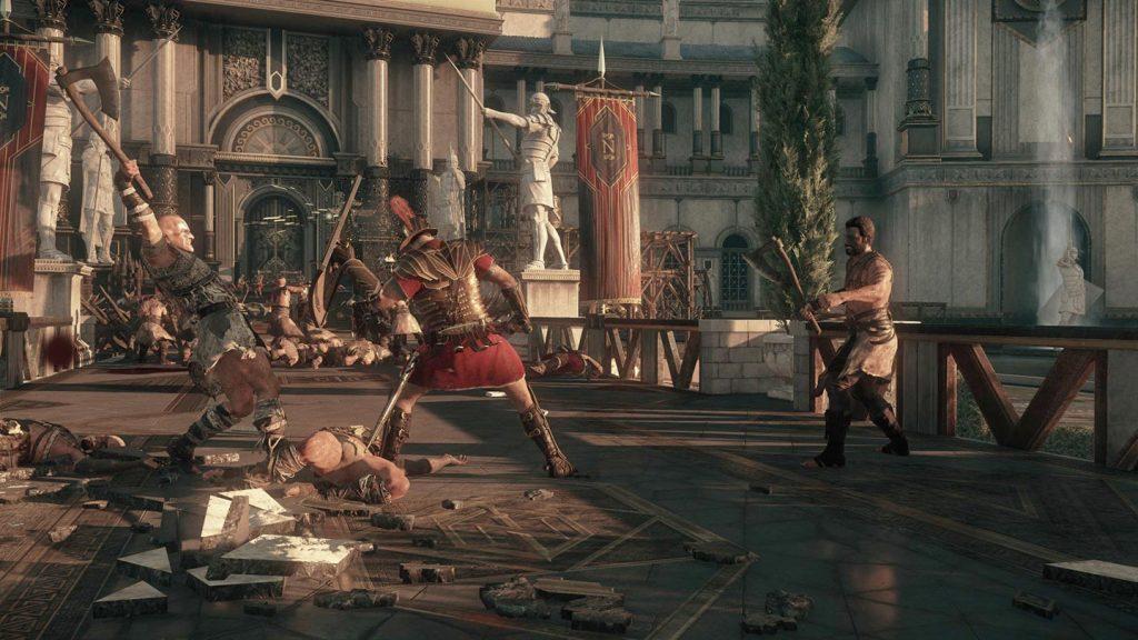 خرید Ryse Son of Rome برای استیم