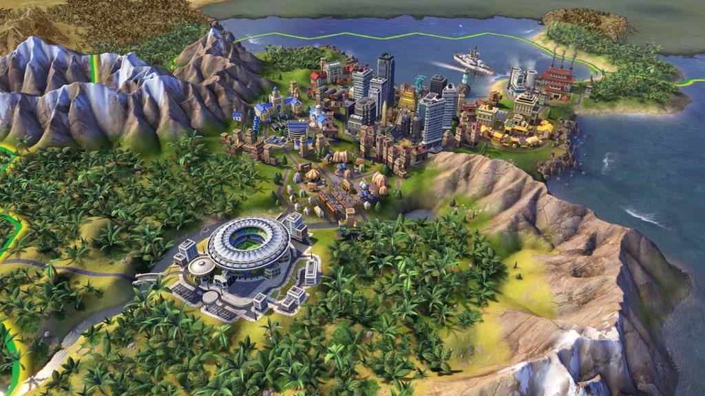 خرید بازی Sid Meier's Civilization VI برای استیم