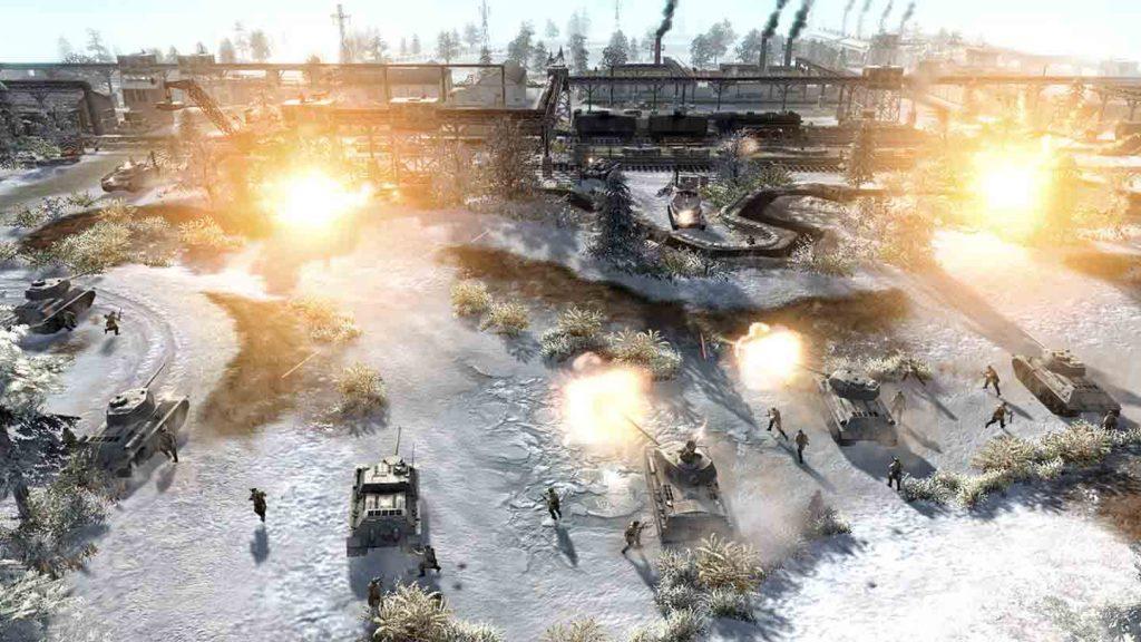 خرید سی دی کی Men of War Assault Squad 2