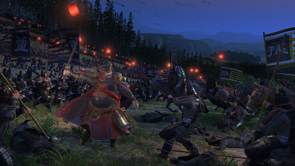 خرید سی دی کی بازی Total War THREE KINGDOMS