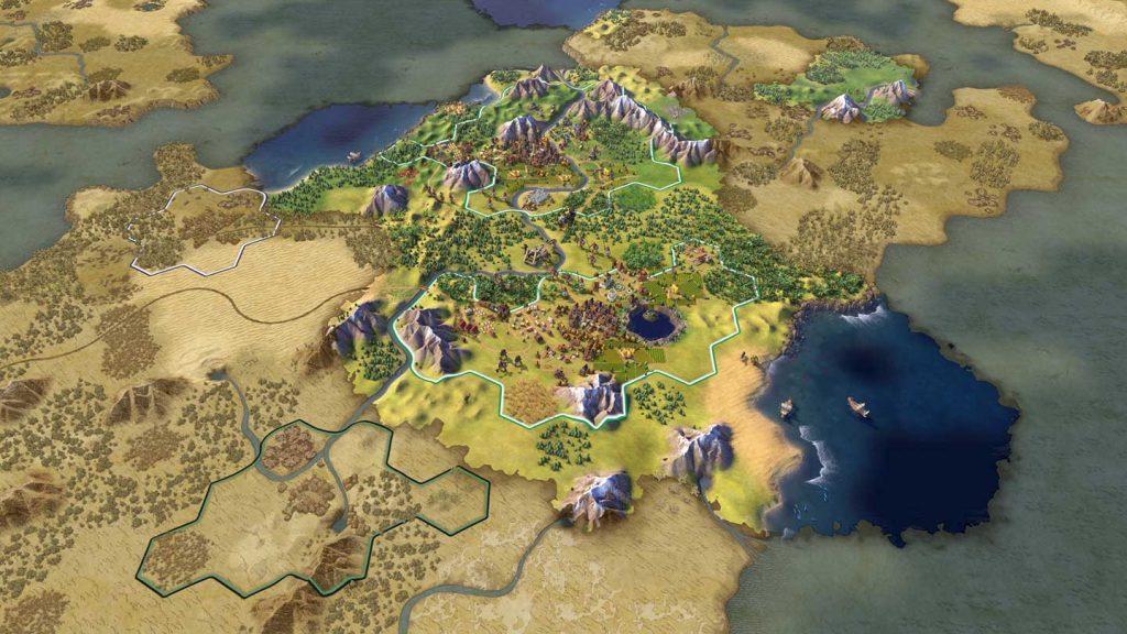 خرید Sid Meier's Civilization VI برای steam