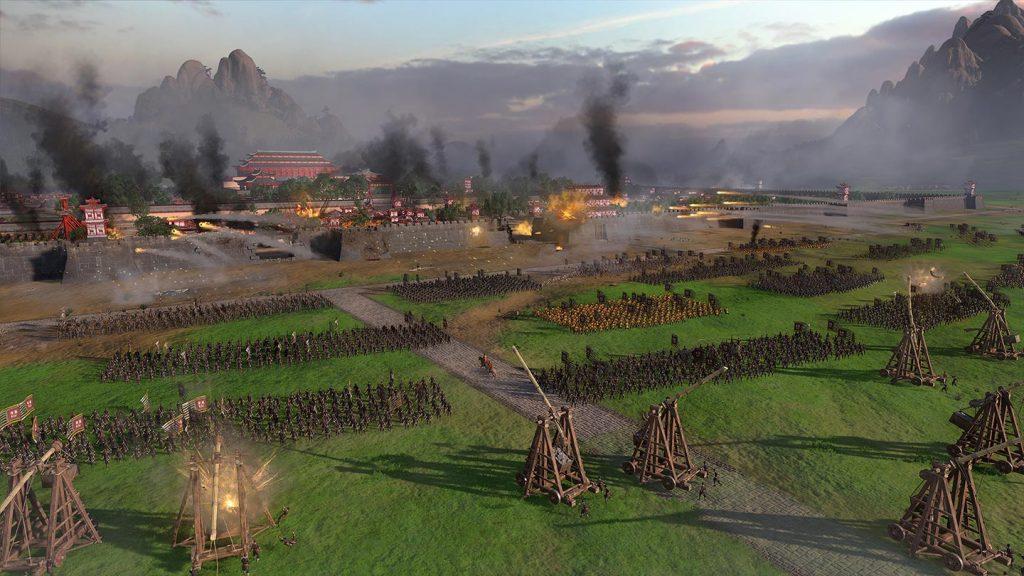خرید سیدی کی ارزان Total War THREE KINGDOMS