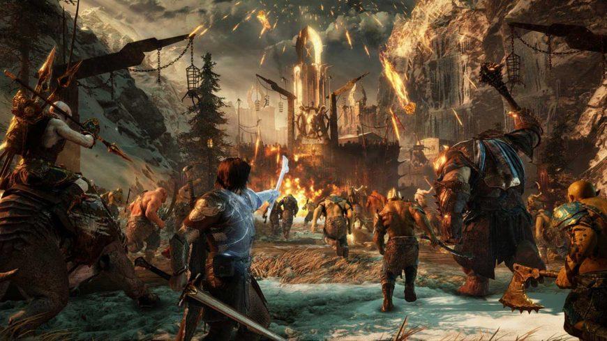 خرید گیفت استیم Middle-earth Shadow of War