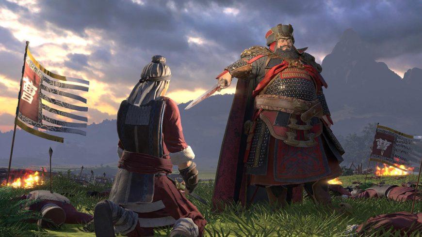 خرید بازی Total War THREE KINGDOMS برای steam