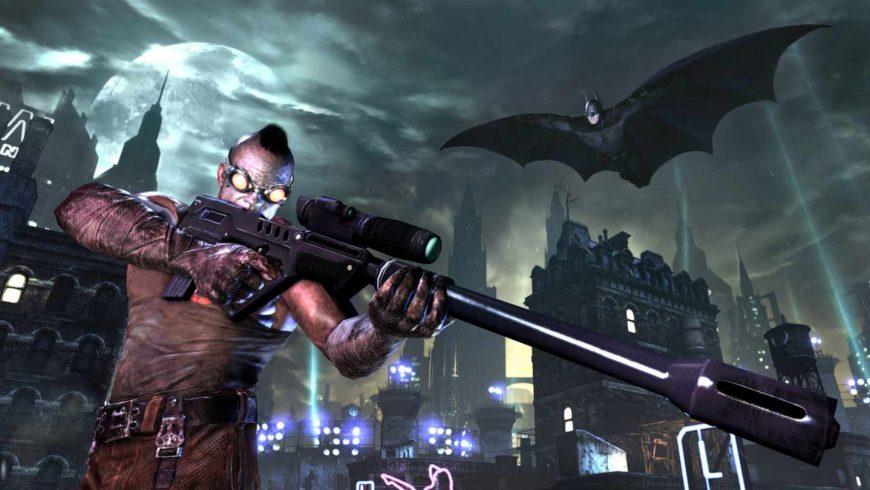 خرید بازی Batman Arkham City GOTY برای کامپیوتر