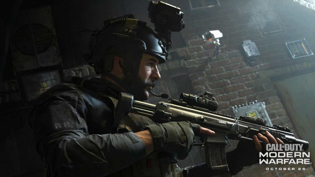 خرید سی دی کی بازی Call of Duty: Modern Warfare Standard Edition