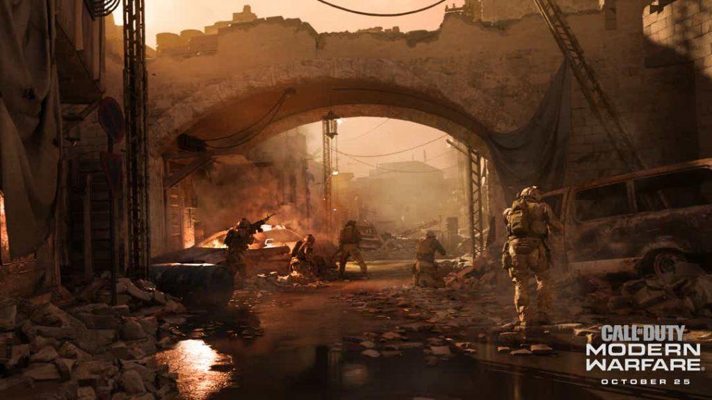 خرید گیفت بازی Call of Duty: Modern Warfare Standard Edition