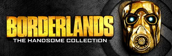 خرید cd key بازی Borderlands The Handsome Collection برای استیم