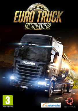 خرید گیفت بازی Euro Truck Simulator 2