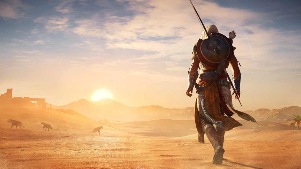 خرید cd key بازی Assassins Creed Origins