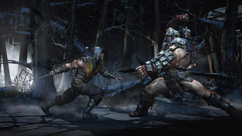 خرید سی دی کی بازی Mortal Kombat X
