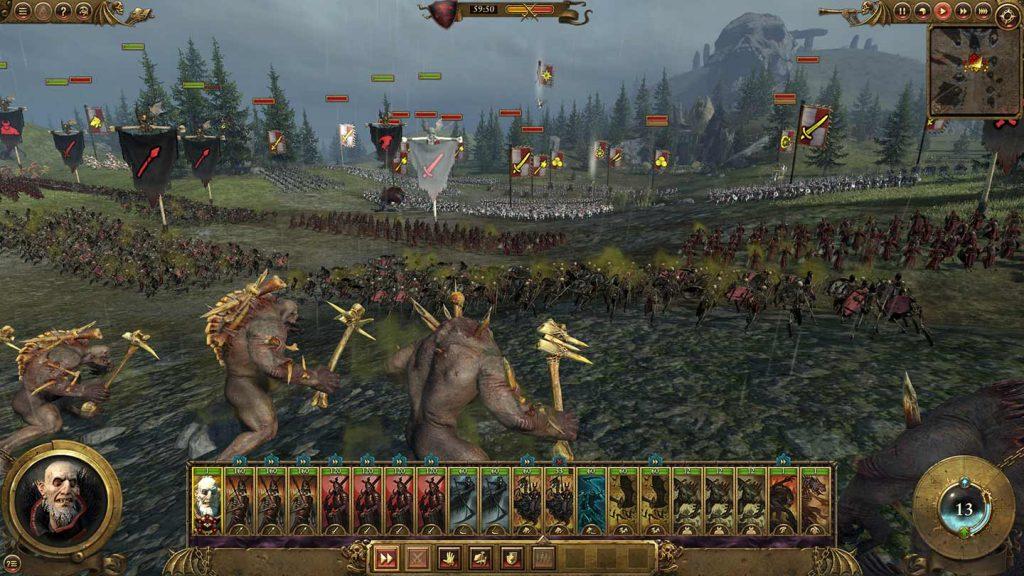 خرید سی دی کی بازی Total War WARHAMMER برای استیم