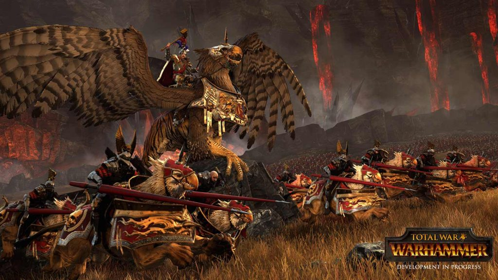 خرید سی دی کی Total War WARHAMMER برای Steam