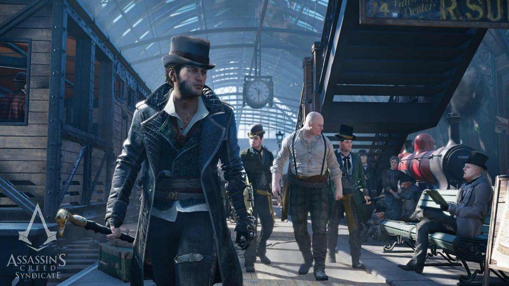 خرید cd key بازی Assassin's Creed Syndicate