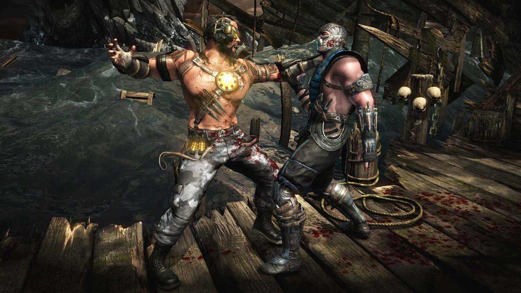 خرید سی دی کی Mortal Kombat X برای استیم