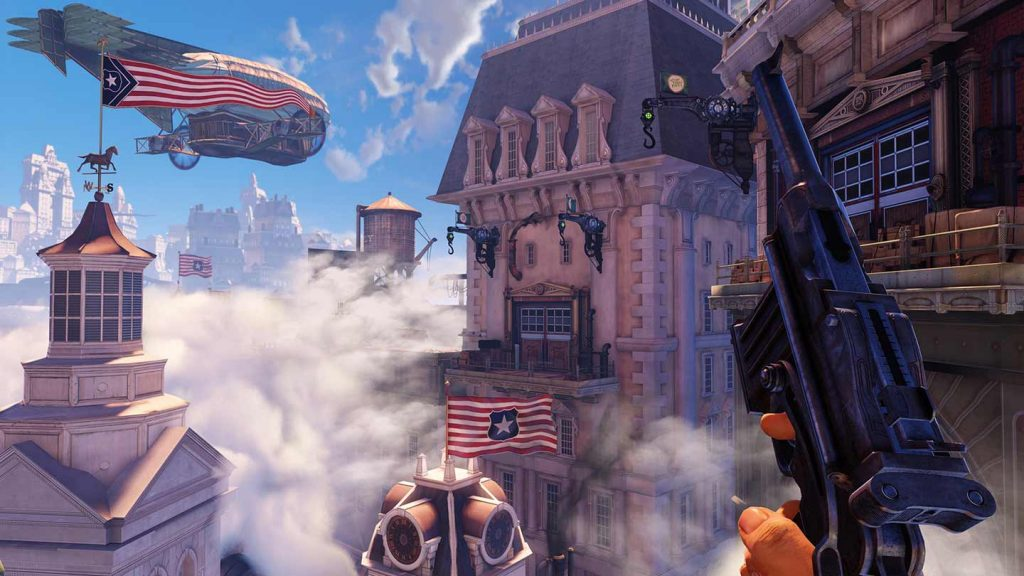 خرید Cd key بازی BioShock Infinite برای استیم