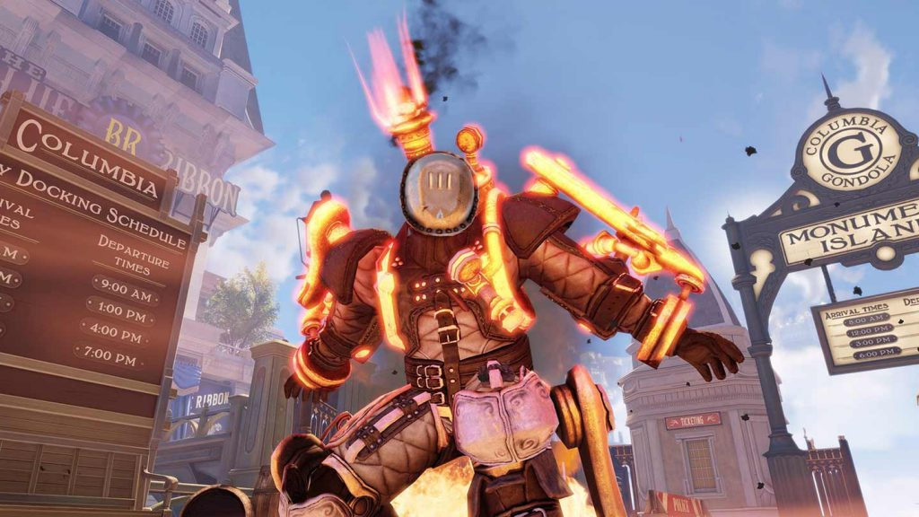 خرید گیفت استیم BioShock Infinite