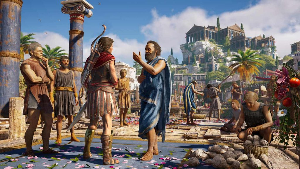 خرید بازی Assassin's Creed Odyssey برای کامپیوتر