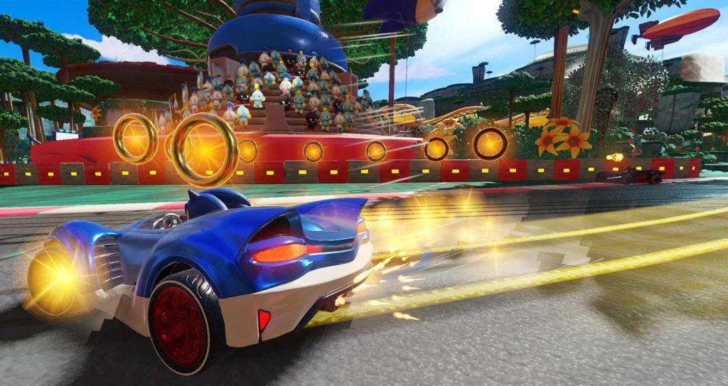 خرید سی دی کی Team Sonic Racing