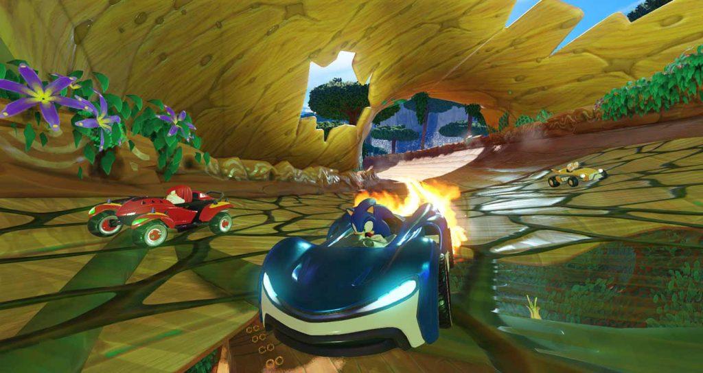 خرید سی دی کی Team Sonic Racing برای steam