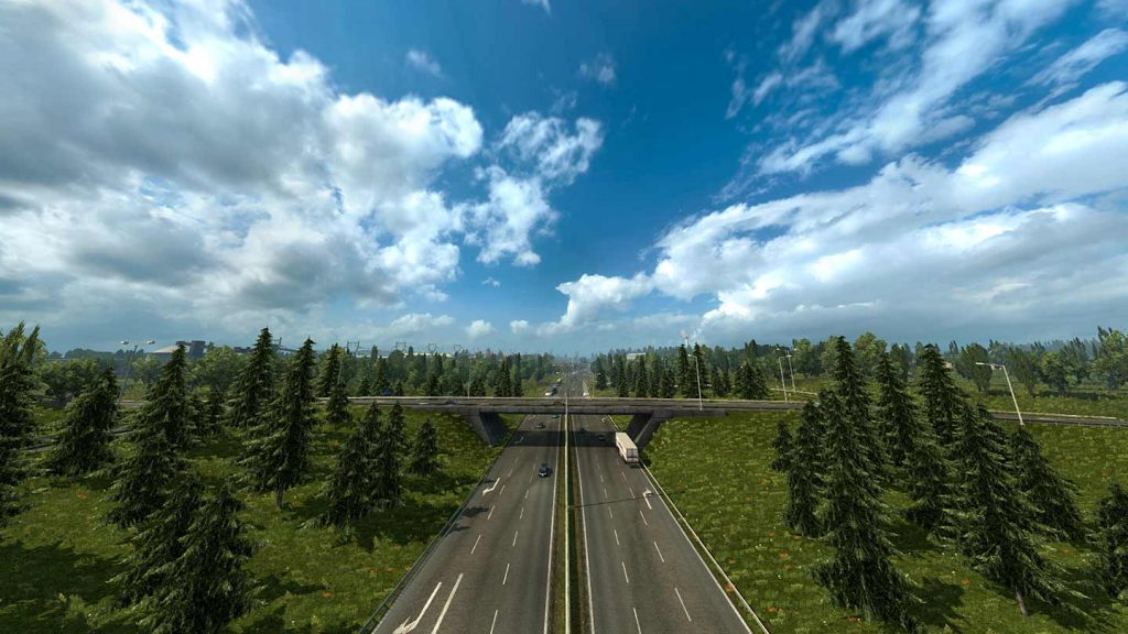 خرید سی دی کی بازی Euro Truck Simulator 2