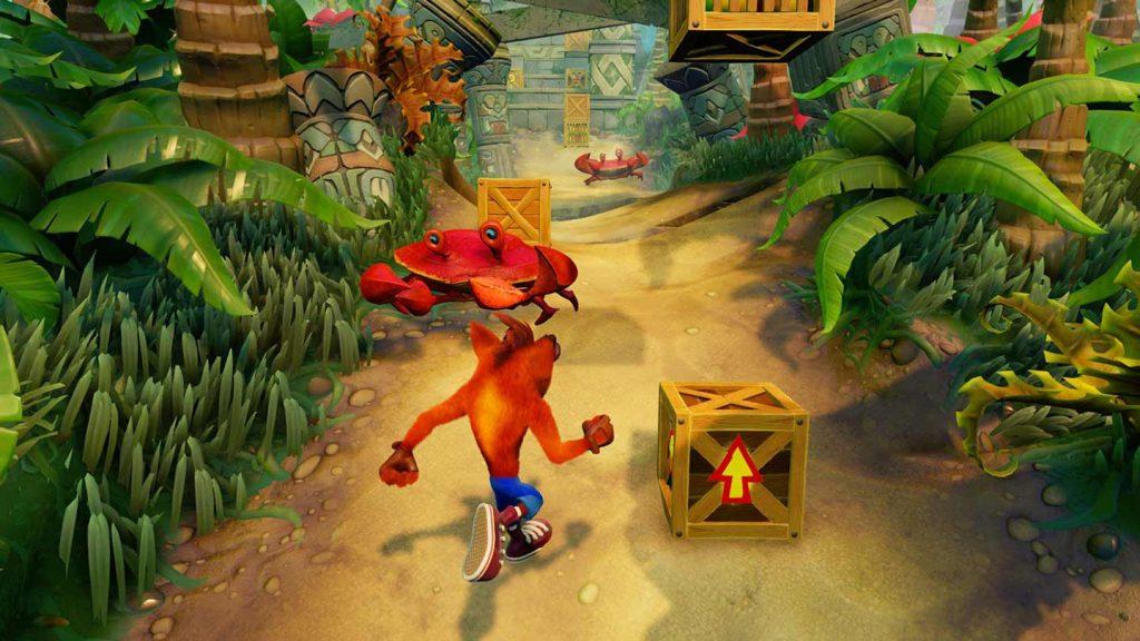 خرید بازی Crash Bandicoot N. Sane Trilogy برای Steam