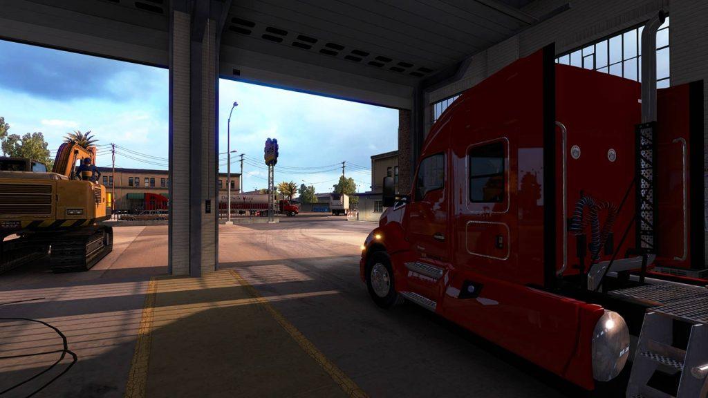 خرید cd key بازی American Truck Simulator