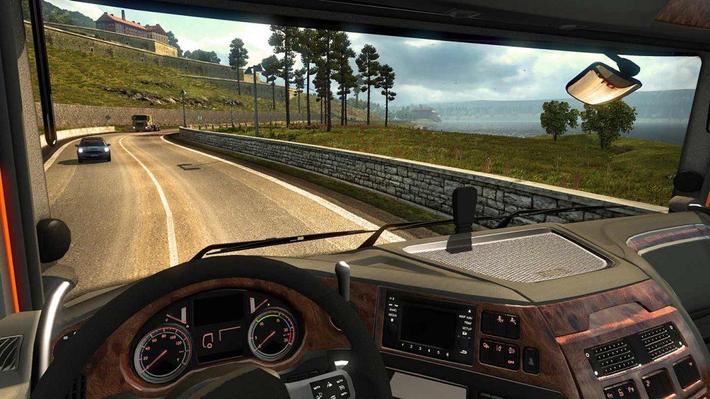 خرید گیفت استیم بازی Euro Truck Simulator 2