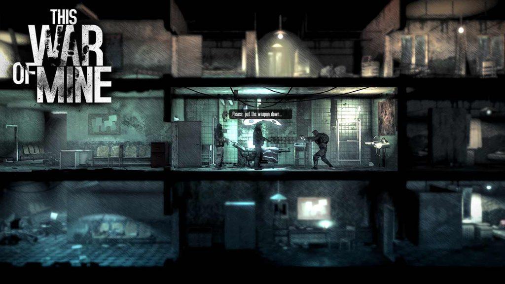 خرید سی دی کی This War of Mine برای Steam