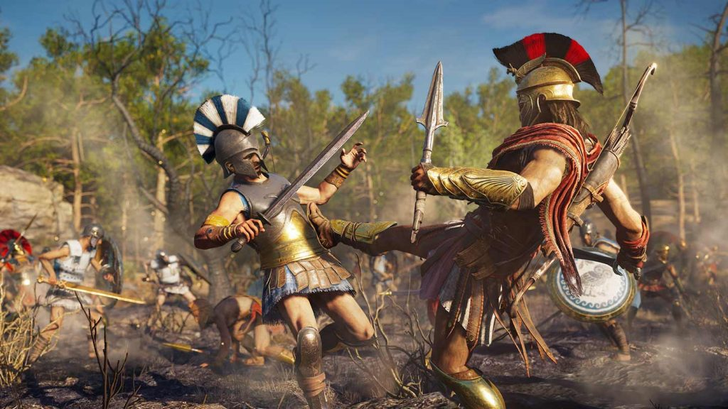 خرید Cd key بازی Assassin's Creed Odyssey