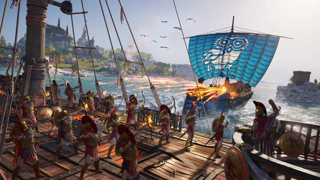 خرید Assassin's Creed Odyssey برای استیم