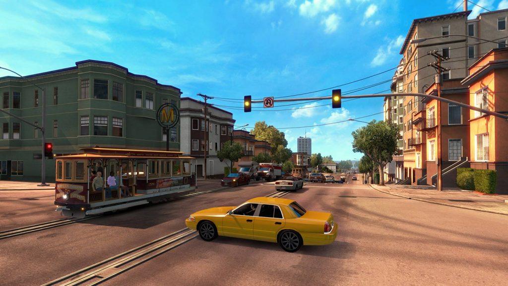 خرید نسخه استیم American Truck Simulator