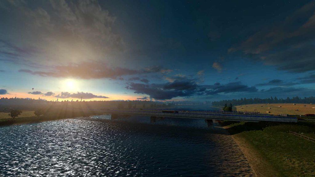 خرید بازی Euro Truck Simulator 2 برای استیم