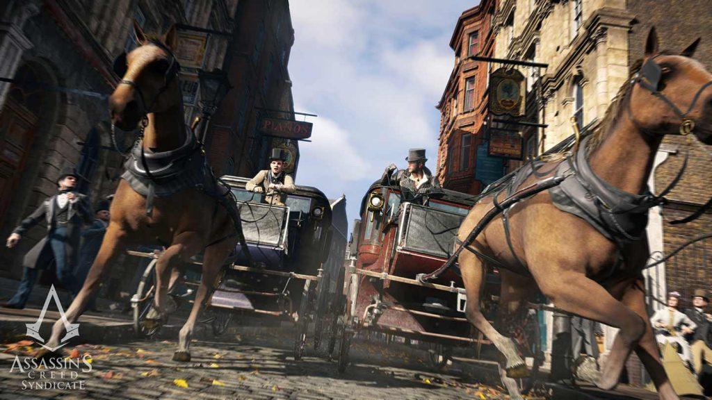 خرید بازی Assassin's Creed Syndicate با قیمت ارزان