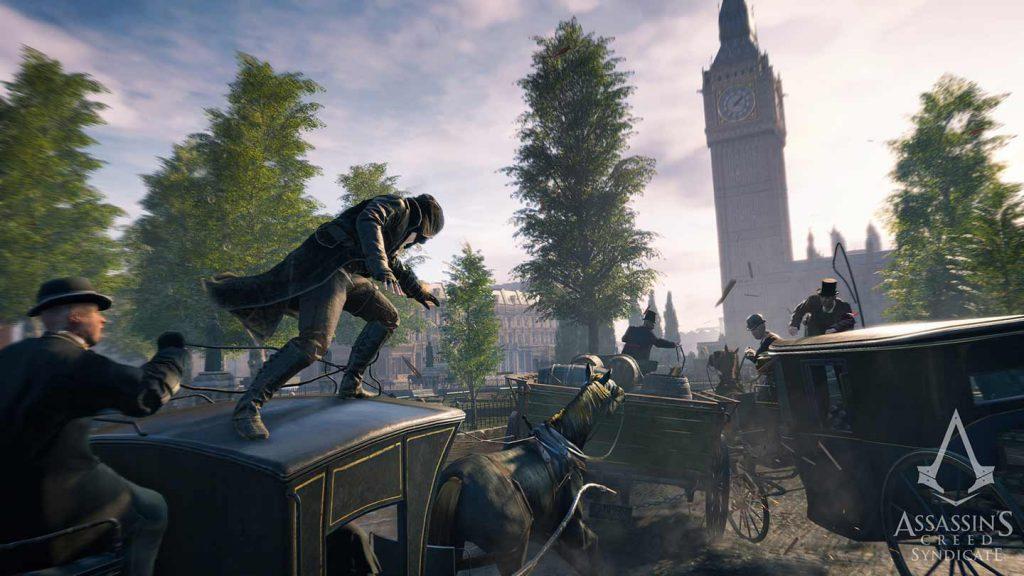 خرید بازی Assassin's Creed Syndicate برای استیم